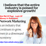 Network Marketing For Retirement